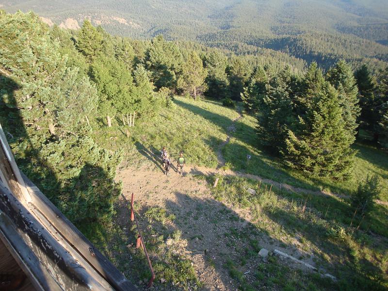 2009-07-08 Glorieta Lookout 2-up