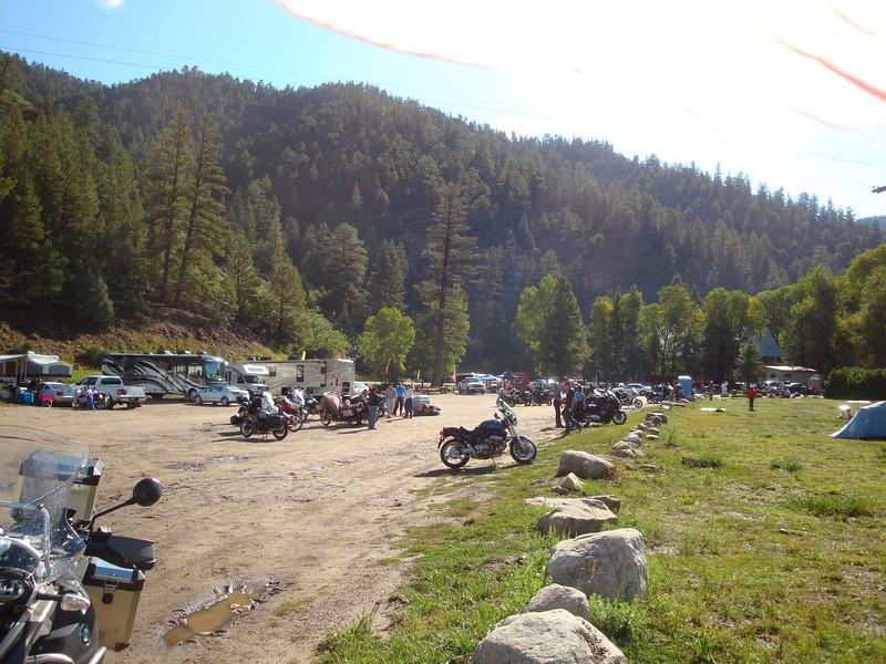 2009-09-11 LOEBMWR 25th Bavarian Mountain Weekend Rally Sipapu