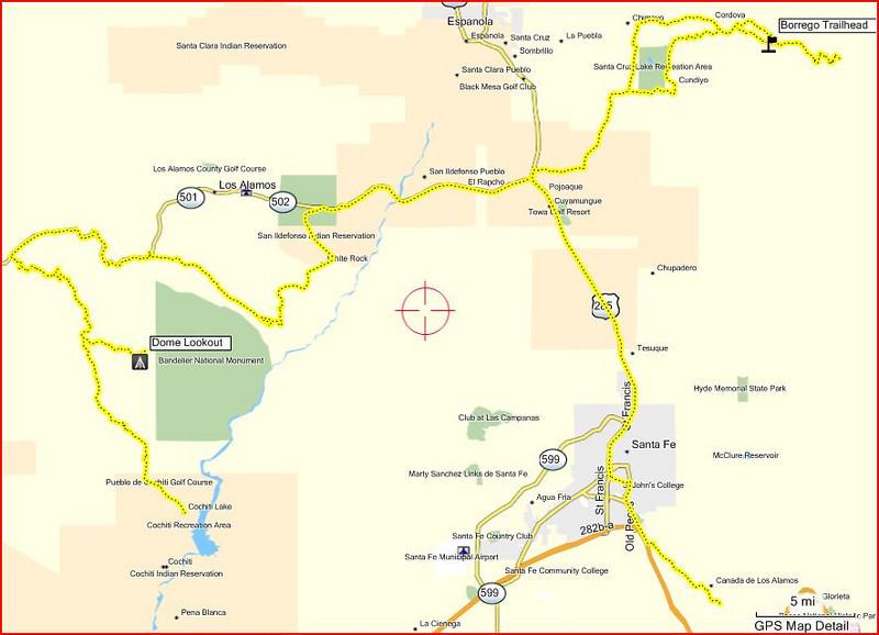 2009-09-26 Dome Lookout Then Borrego Mesa